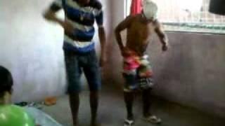 joel e jaco no passinho do reggae e sacanagem