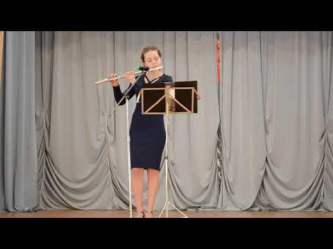 "Безуглова Нина - ""Полет кондора"". Флейта."