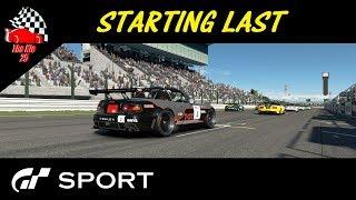 GT Sport Starting Last Daily Race C