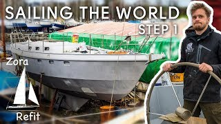 Step One to Sailing The World