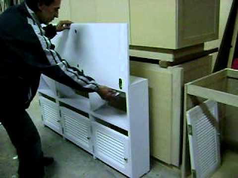 Mesa de planchar contactenos 1 avi youtube for Mesa planchar plegable