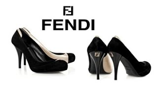 Fendi shoes design and creation 2014-2015 Thumbnail