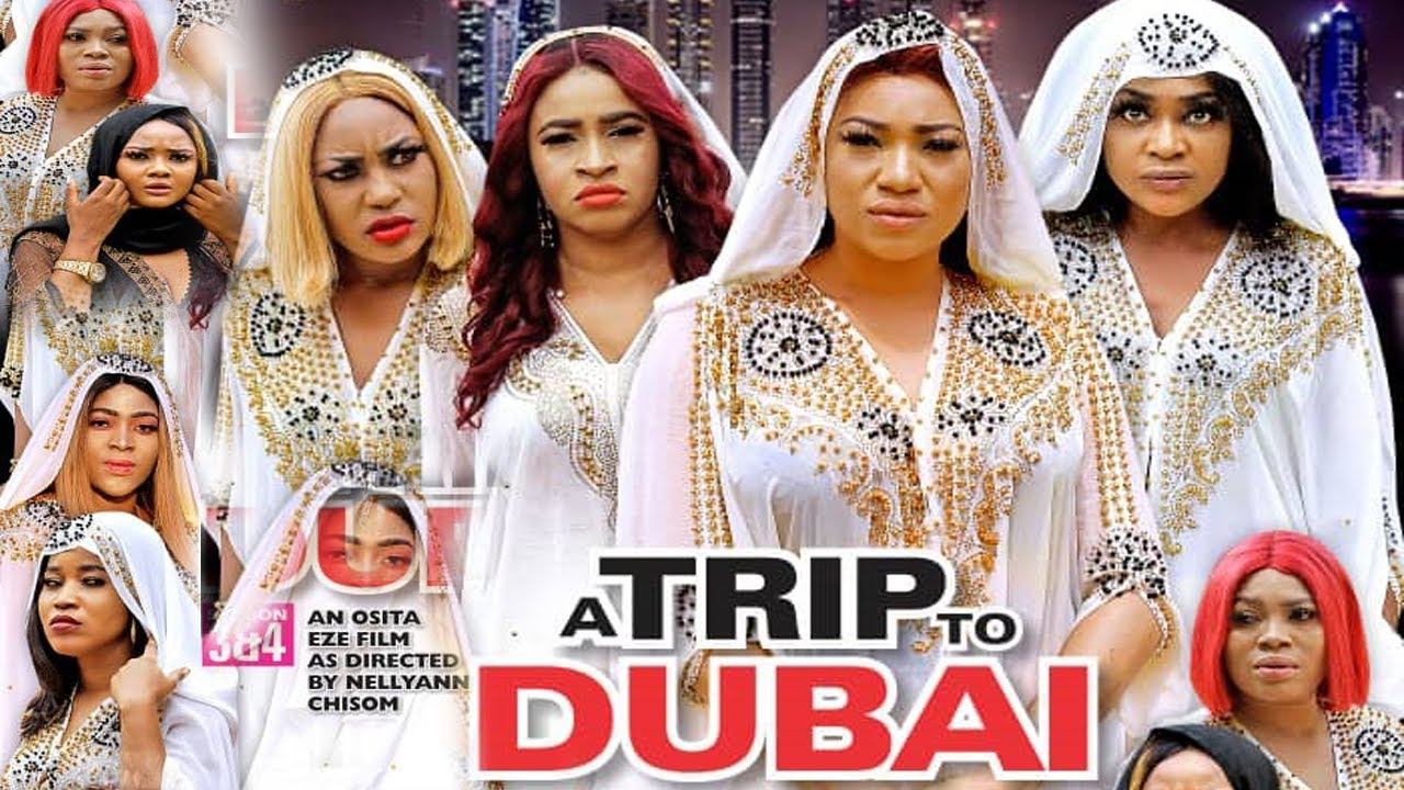 A TRIP TO DUBAI SEASON 1 (NEW HIT MOVIE) - NEW MOVIE|2020 LATEST NIGERIAN NOLLYWOOD MOVIE