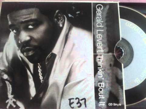 Gerald Levert Feat. Rah Digga - Thinkin' Bout It (Blaq Rain Remix) (1998)