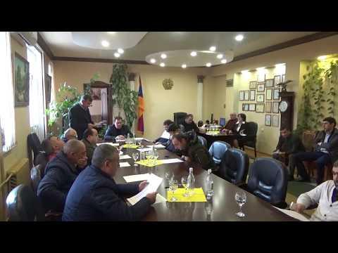 12. 11. 2018թ. Ստեփանավան համայնքի ավագանու նիստ