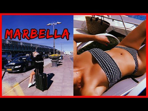 VLOGG | Back in Marbella BABY