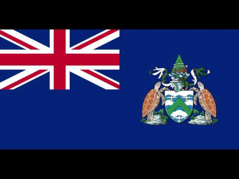 The anthem of the British Overseas Territory of Ascension Island