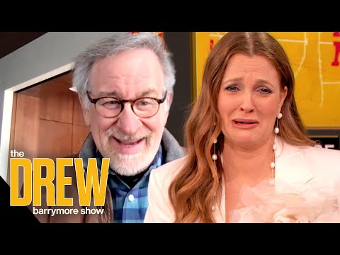 Steven Spielberg Reveals His Reaction to Drew's Playboy Spread Years After E.T. Made Her Famous