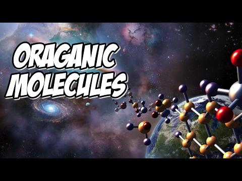 Organic Molecules Around Forming Planets | Karin Öberg