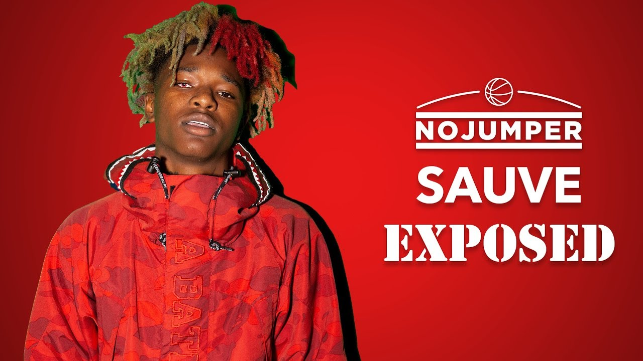 3a9933f8958f Sauve Exposed! Strip Clubs at 6, Meeting Lil Mosey, Going on Juice WRLD  Tour & More! No Jumper