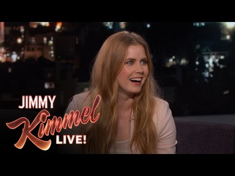 Thumbnail: Amy Adams Went From Selling Licorice to the Golden Globes
