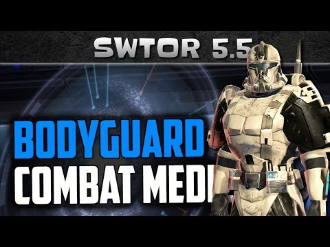 SWTOR Patch 5.5 Class Changes - BODYGUARD Mercenary and COMBAT MEDIC Commando