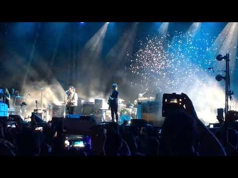 Noel Gallagher's High Flying Birds, Greenwich Music Time Festival, London, 7 July 2018