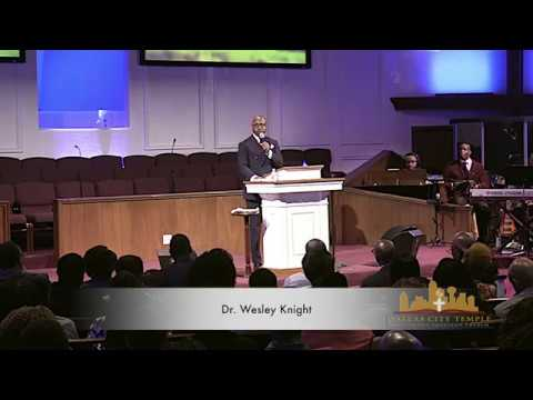 There Is A Problem With God's Will  Dr. Wesley Knight DCT SDA Church 120217