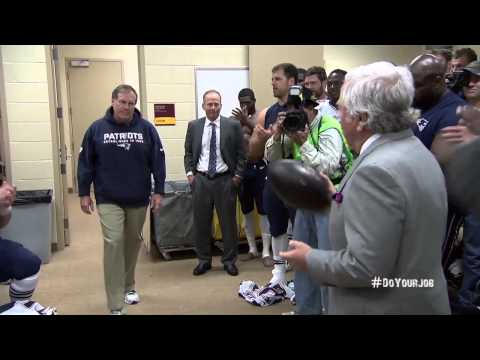 Game Ball for Belichick's 200th Win | Do Your Job | DIGITAL EXTRA