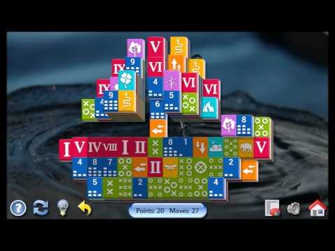 All-in-One Mahjong 2 gameplay