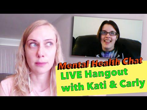 Kati & Carly Mental Health Q&A!