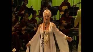 Светлана Комаричева Берёза На пароме Ах ты песня русская год 2008