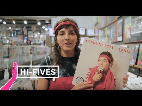Caroline Rose Recommends Her Top Makeout Albums   HI-FIVES   Vinyl Me, Please