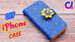 HOW TO MAKE iPhone Case/Cover | Phone Case Life hacks | Artkala