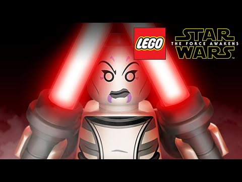 LEGO Star Wars The Force Awakens - All Characters from The Clone Wars Character Pack