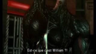 Resident Evil : The Darkside Chronicles - William Birkin 2, 3, 4