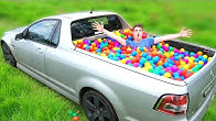 I Turned My Car Into a 100mph BALLPIT!