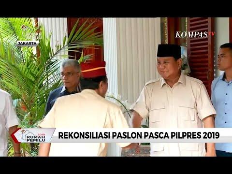 Jokowi Kirim Utusan Temui Prabowo, Apa Respon Kubu Prabowo-Sandi?