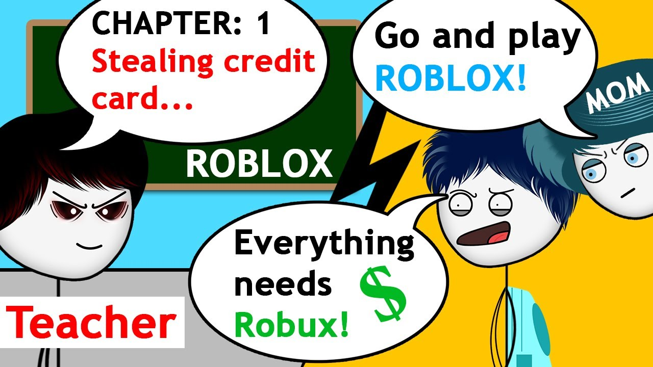 What if Roblox was a Subject at School