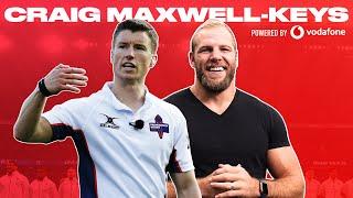 Breaking Through with Referee Craig Maxwell-Keys