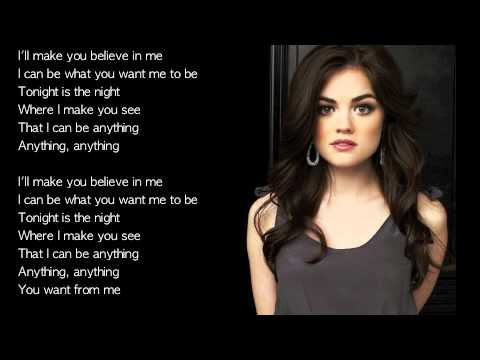 Lucy hale - Make You Believe (HQ)