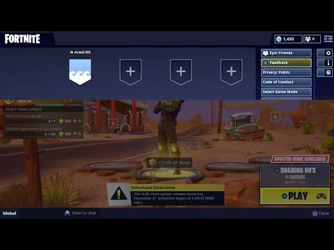 Fortnite - How To Add Friends For Cross Platform! PS4 XBOX PC SWITCH MOBILE