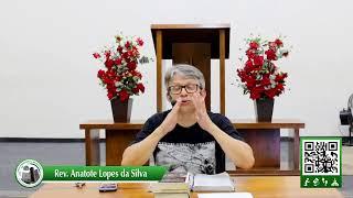 A casa de Deus ou o lugar dos louvores Salmos 66 -  Rev. Anatote Lopes -  01/10/2020