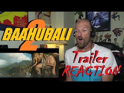Thumbnail: Baahubali 2 - Official Trailer - Reaction