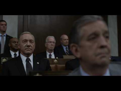 House Of Cards SEO5E1 Parliamentary Debate With The US President