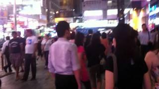 Tsim Sha Tsui, Nathan Road - Hong Kong