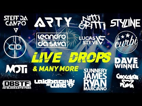 LIVE DROPS ONLY @ 1001Tracklists (Amsterdam Dance Event) 2019