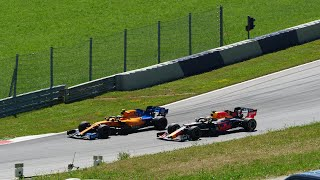 2019 Austrian Grand Prix: Highlights from the Grandstands