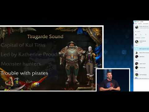Blizzcon 2017 - World of Warcraft : What's Next [Panel Review]