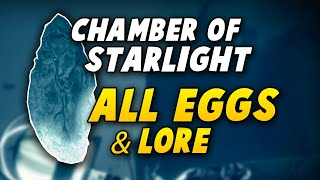 Cimmerian Garrison - All Corrupted Eggs & Lore (Week 6 Ascendant Challenge/Chamber of Starlight)