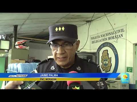 CARRO POLICIAL SE ACCIDENTA CUANDO TRASLADABA UN HERIDO