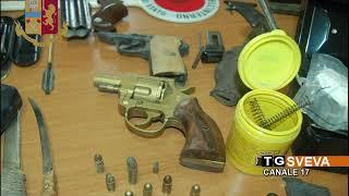 CANOSA | Trasformava pistole giocattolo in armi vere e proprie: arrestato 40enne incensurato