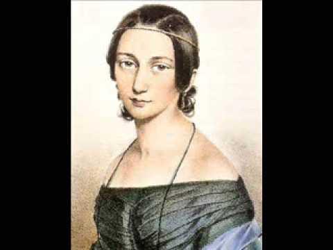 Clara Schumann - Prelude and Fugue Op.16, No.3