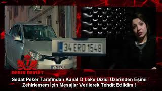 Erdoğan ve Sedat Peker Kanal D Leke Dizisi Göndermeleri 1