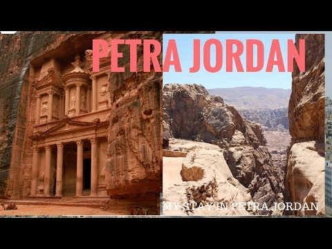 Petra Jordan Rock City  Ancient City Of Petra Wadi Musa