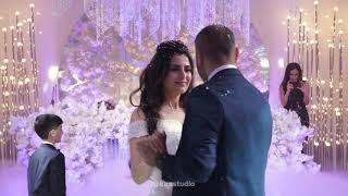 Первый танец Геннадия и Рузанны - Армянская свадьба в Ставрополе