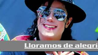 Akon - Cry Out Of Joy - (subtitulada al español) Tributo a MJ - HD