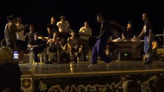 Calabreaking Battle 19 Agosto San Lucido Giuria: Omed,Elvis, Massim...