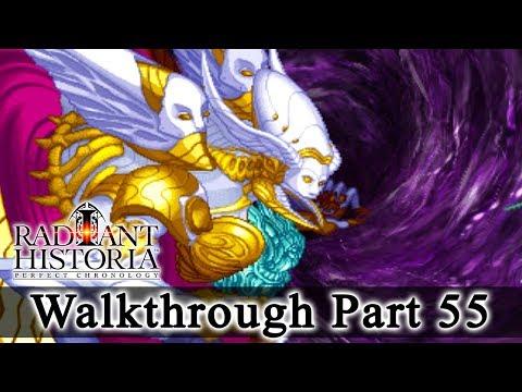 Radiant Historia: Perfect Chronology Walkthrough Part 55: Singularity Battle & New True Ending (HQ)