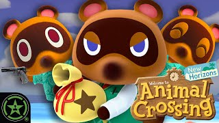 Animal Crossing New Horizons - We Join The Cult of Nook